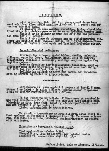 KRIGSARKIVET / 2. verdenskrig