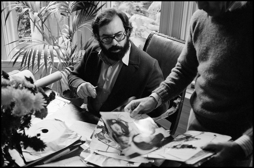 USA. San Francisco. Francis Ford COPPOLA.