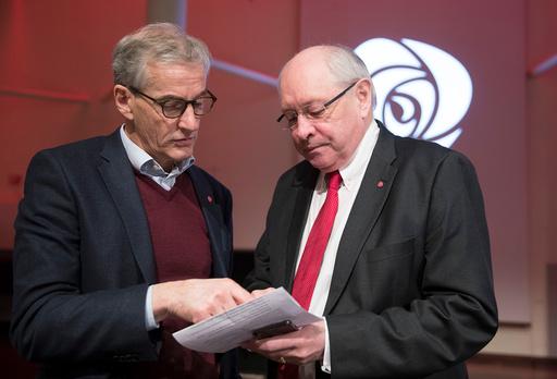 Arbeiderpartiets landsstyremøte mars 2018.
