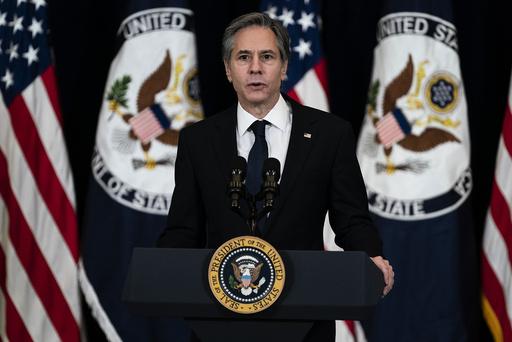 I løpet av måneden skal USA betale inn over 1.600 milliarder kroner til WHO. Foto: Evan Vucci / AP / NTB