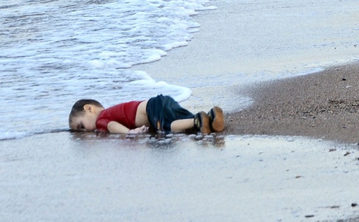 First anniversary of Aylan Kurdi death
