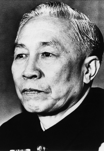 Le Duc Tho (1911-1990), Vietnamese revolutionary, general, diplomat and politician, c1960s.