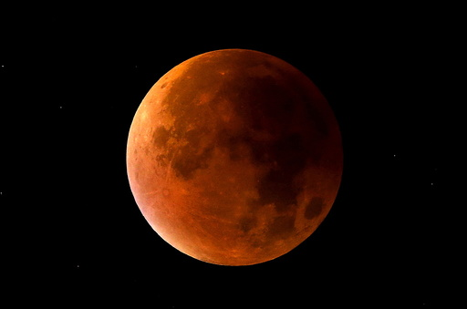 A lunar eclipse coincides with a so-called