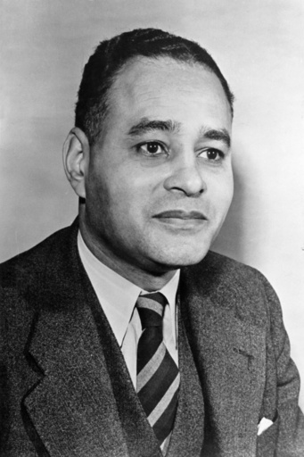 Ralph Johnson Bunche / Foto - Ralph Johnson Bunche / Photo -