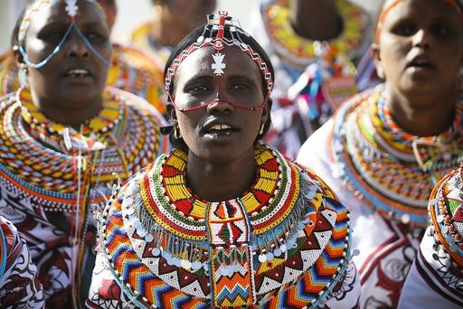UN chief Guterres in Kenya