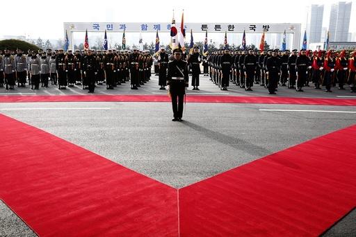 S. Korean, Paraguayan defense chiefs meet in Seoul