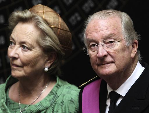 King Albert II, Queen Paola