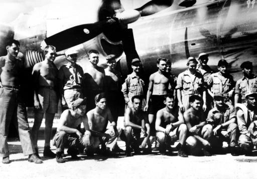 Hiroshima A-Bomb Pilot PAUL W. TIBBETTS 1915-2007