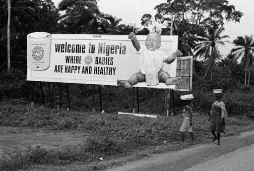 NIGERIA. The Biafran War. 1967.