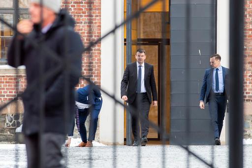 Justisministeren kommenterer trusselsaken