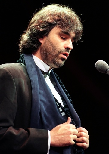 Andrea Bocelli gets into trouble with tax fraud investigation