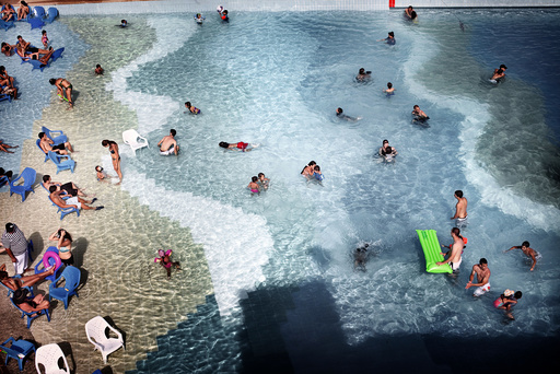 JORDAN, ISRAEL, & PALESTINE. Jordan River. Water Wars. 2009.