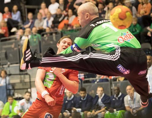 Håndball EM-kvalik. Norge-Frankrike