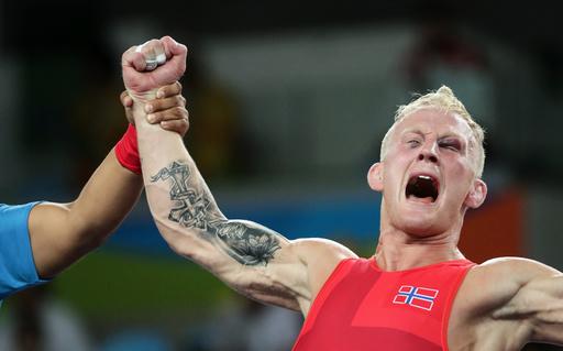 Wrestling - Men's Greco-Roman 59 kg Bronze