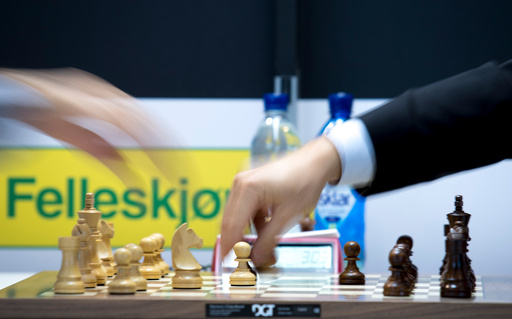 Lynsjakkturnering i Norway Chess