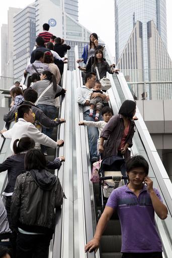 CHINA. Shanghai. 2010.