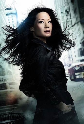 ELEMENTARY (2012), directed by JOHN POLSON. LUCY LIU.