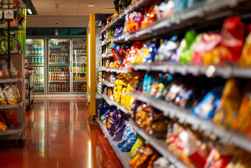 Økte priser på råvarer kan føre til dyrere matvarer framover. Foto: Heiko Junge / NTB
