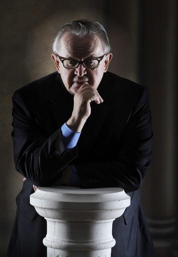 Nobel Peace Prize winner Martti Ahtisaari