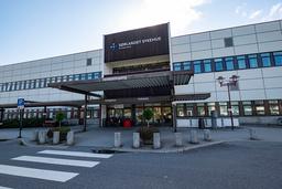 Ledelsen ved Sørlandet sykehus har brutt loven på flere punkter, mener Helsetilsynet. Foto: Tor Erik Schrøder / NTB
