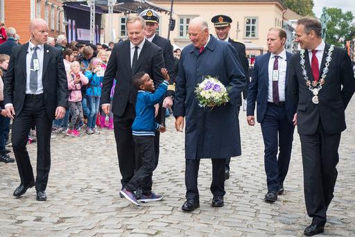 Fredrikstad feirer 450 år