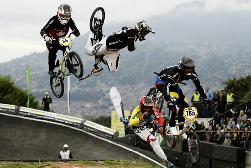 UCI BMX World Championships in Medellin