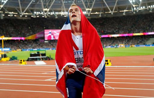VM i friidrett i London 2017
