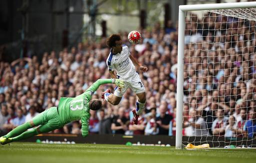 West Ham United v Leicester City - Barclays Premier League