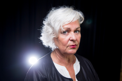 Skuespiller Ellen Horn spiller i TV-serien