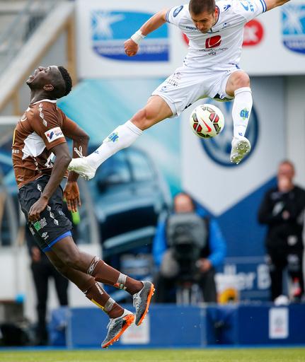 FK Haugesund - Mjøndalen 1 - 1