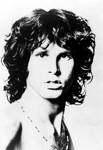 The Doors Singer Jim Morrison 1943 - 1971