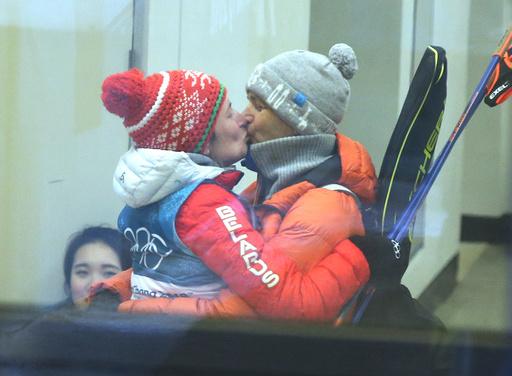 Vinter-OL. Olympiske leker i Pyeongchang 2018 Skiskyting kvinner 12,5 km. fellesstart