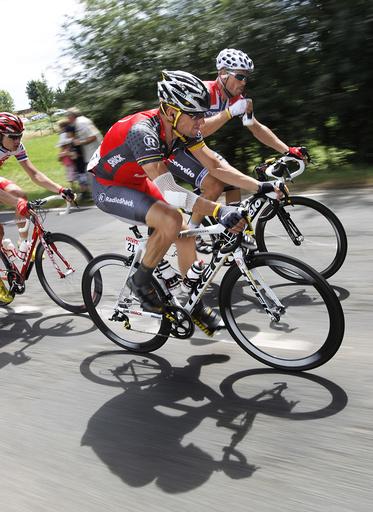 Lance Armstrong, Thor Hushovd