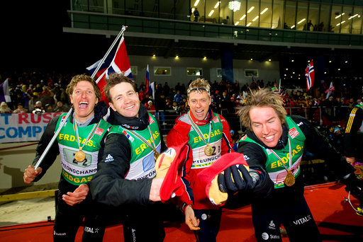 VM SKISKYTING 2009
