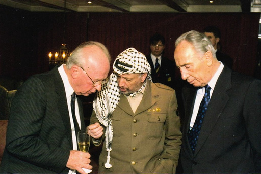 Shimon Peres retrospective