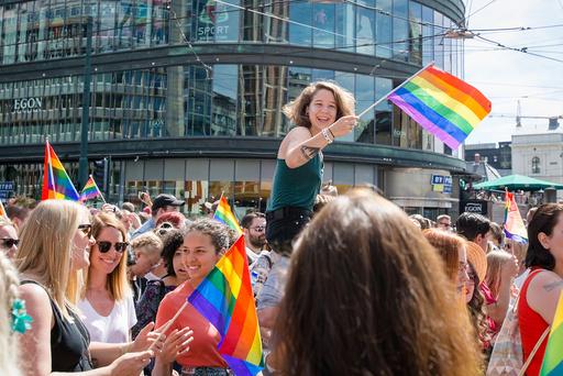 Oslo Pride-parade