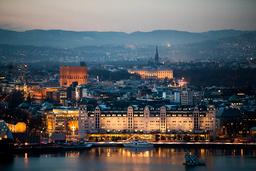 Totalt er 31.881 Oslo-borgere registrert smittet siden mars i fjor. Illustrasjonsfoto: Berit Roald / NTB