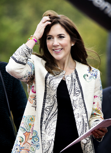 , Crown Princess Mary