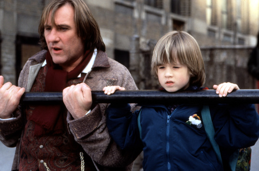 BOGUS, Gerard Depardieu, Haley Joel Osment, 1996, (c)Warner Bros./courtesy Everett Collection
