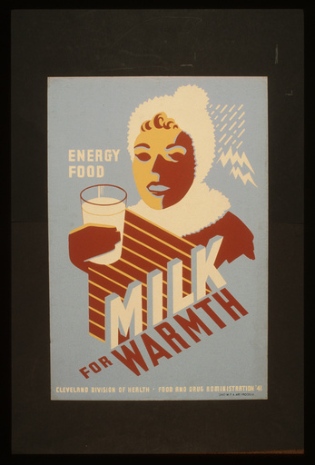Milk - for warmth Energy food