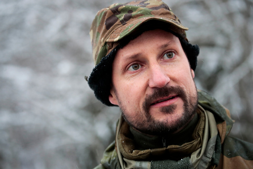 Kronprins Haakon