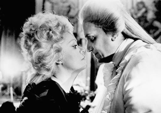DON GIOVANNI, Kiri Te Kanawa as Donna Elvira, Ruggero Raimondi as Don Giovanni, 1979. ©New Yorker Fi