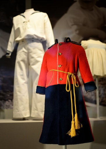 Royal Childhood exhibition at Buckingham Palace