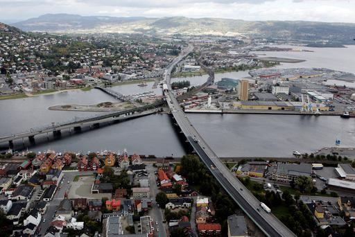 22 personer i Drammen kommune har fått påvist koronasmitte i løpet av det siste døgnet. Foto: Cornelius Poppe / NTB