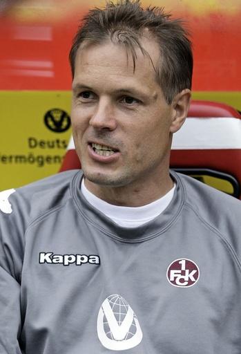Bundesliga test cap Kaiserslautern v Stuttgart - Kjetil-Andre Rekdal