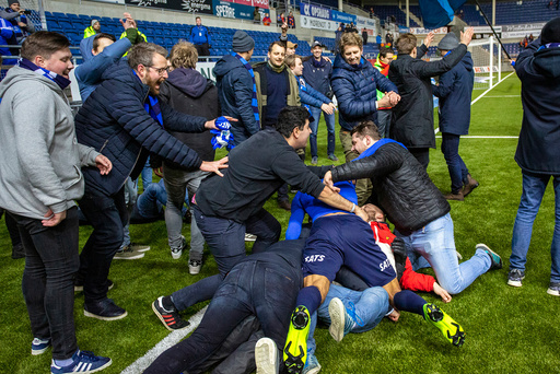 Kvalifisering til eliteserien, Aalesund - Stabæk (1-1)