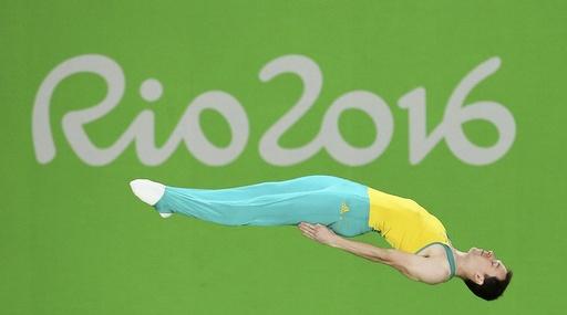 2016 Rio Olympics - Trampoline Gymnastics - Men's Qualification