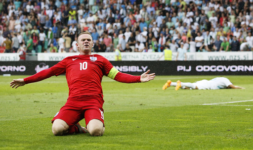 Slovenia v England - UEFA Euro 2016 Qualifying Group E