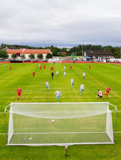 Fotball: Follo - Brann (0-1)