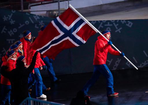 Vinter-OL. Olympiske leker i Pyeongchang 2018.